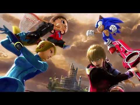Super Smash Bros. - Ultimate Banner Ad | Final Mix Planitb Remix thumbnail