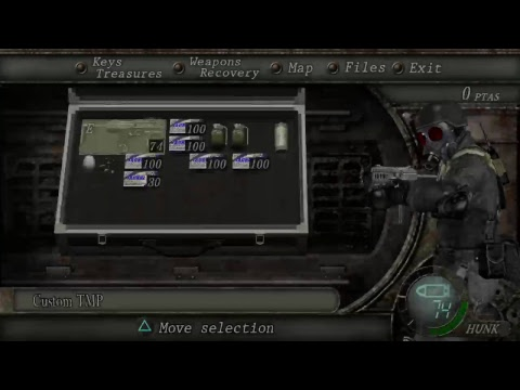 RE4 pro new game -_- NO YELLOW HERB & NO MERCHANT !!! LETS reach a 1000 SUBS!!!