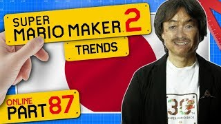 TROLL-LEVEL von NINTENDO JAPAN?! 👷 SUPER MARIO MAKER 2 ONLINE #87