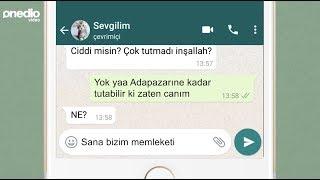 Whatsapp'ta Kız Arkadaşını Trolleyenler Burada mı? : Whatsapp'ta Kız Arkadaşını Trolle!