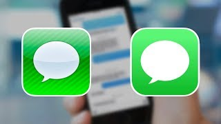 History of iMessage