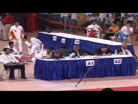 3rd Asian Gymnastics Championship 2006  Men's Still Ring Full Event Final  Surat