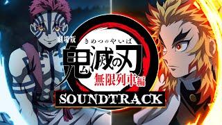 DEMON SLAYER THE MOVIE OST: Kimetsu no Yaiba - Rengoku vs Akaza - Soundtrack