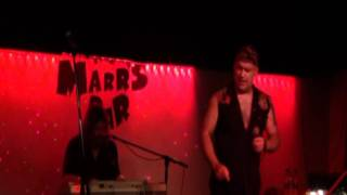 Blaze Bayley and Jase Edwards life and death Marrs bar worcester 4th sept 2011