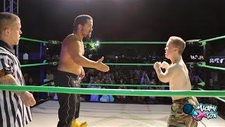 Midget Wrestling! Miami TOX