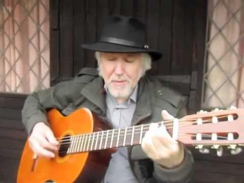 Chris Tobin sings - Hey Baby (Margaret Cobb, Bruce Channel)
