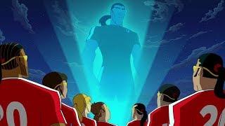 Supa Strikas - Temporada 4 Episodio 47 - El Matador Se Encuentra A Sí Mismo   A Los Niños De Dibujos Animados