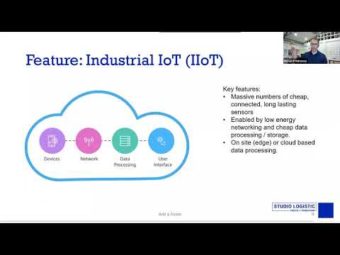 Industry 4.0- What does it mean for COVID-era logistics and distribution (CILT New Zealand)