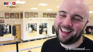 NATHAN GORMAN IN CAMP SPECIAL: MESSAGE TO DANIEL DUBOIS?
