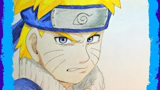 Как нарисовать Наруто.Naruto.(Больше рисунков https://www.youtube.com/channel/UCNHaACk8rESalhp_eFGY96A/featured На канале Я РИСУЮ вы найдете рисунки персонажей из..., 2016-07-13T07:37:10.000Z)