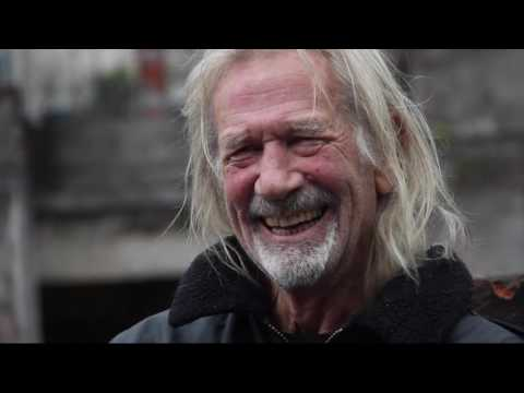 Teaser Documental - Penny Rimbaud Visita Argentina