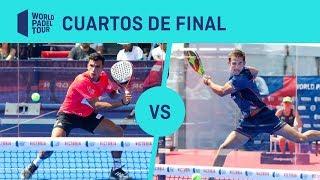 Cuartos de Final Galán/Lima Vs Rubio/Moreno Cervezas Victoria Mijas Open