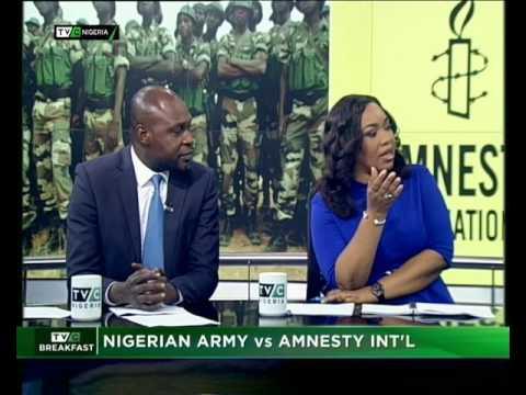 Nigerian Army versus Amnesty International
