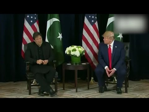 Watch Trump's reaction