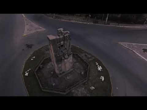 Vista aérea - La Rioja Argentina