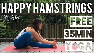 Yoga for Hamstring Flexibility