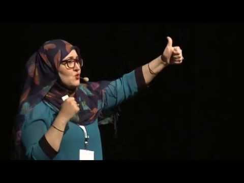 «Qui» m'empêche de réussir? Isma HAMIDI - WikiStage Algiers