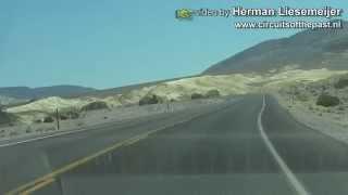 CA 190 Zabriskie Point - Death Valley Junction | Legendary Roads