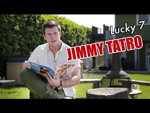 YouTube King Jimmy Tatro Gets a Little Rowdy in Our Lucky 7