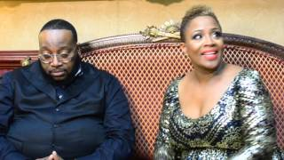 Marvin Sapp and Avery Sunshine share their fondest Christmas Memories