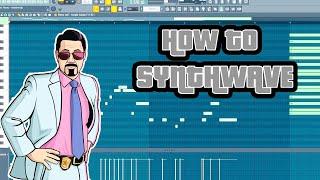 HOW TO MAKE SYNTΗWAVE - 80's RETRO TRACK