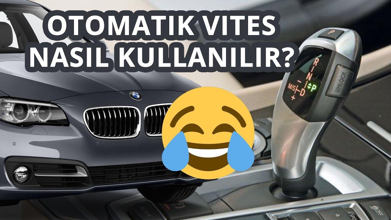 Otomatik Vites Araba Nasıl Kullanılır, Araba Kaçırmak isteyenlere özel!   BMW 5 SERI GT