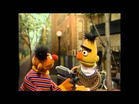 Classic Sesame Street  Bert and Ernie Sesame Street on TV