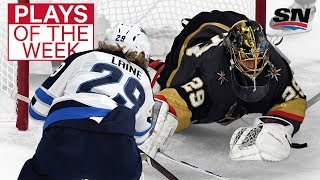 NHL Plays of the Week: Fleury's magical run continues