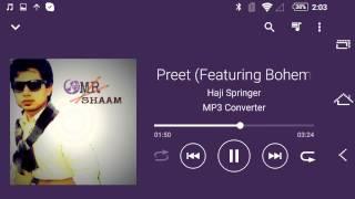 PREET (FEATURING BOHEMIA PREE MAYALL - SONGS.PK 20