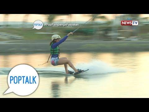 PopTalk: Try wakeboarding in 'Pradera Verde Wakepark and Villas'