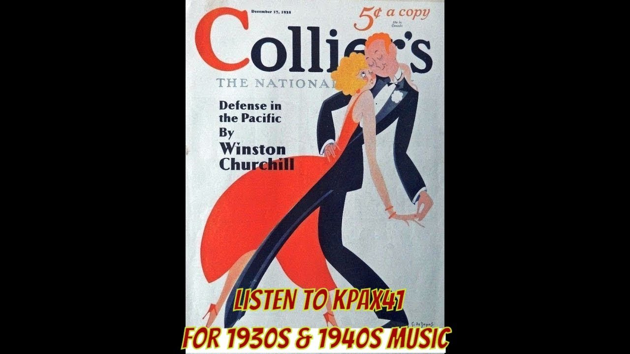 Swing The Night Away With 1930's & 1940's Big Band Music @KPAX41 ...