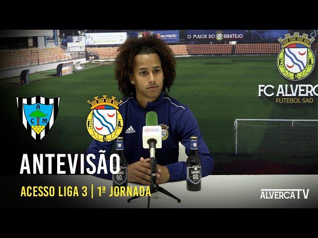 AC Marinhense - FC Alverca | Antevisão