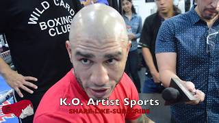 COTTO TALKS CANELO VS GGG AND RESPONSIBILITY TO BOXING!