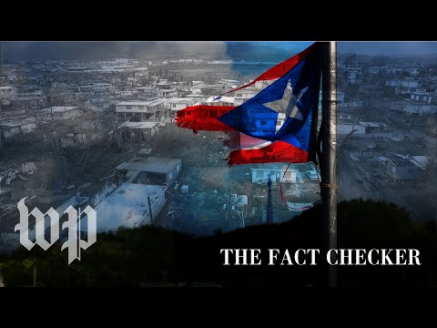 How many people died in Puerto Rico as a result of Hurricane Maria? | Fact Checker