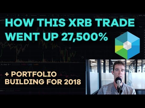 How This XRB Trade Went Up 27,500% - BTC / LTC / ETH Surge, China Coins, Cashing Out - CMTV Ep115