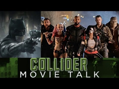 Suicide Squad Set Visit Report, Batman's Role In Movie - Collider Movie Talk