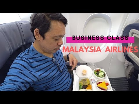 Travel to Brunei 🇧🇳   MALAYSIA AIRLINES (Business Class Upgrade) MH730