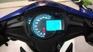 speedometer Koso RX2n  8 color