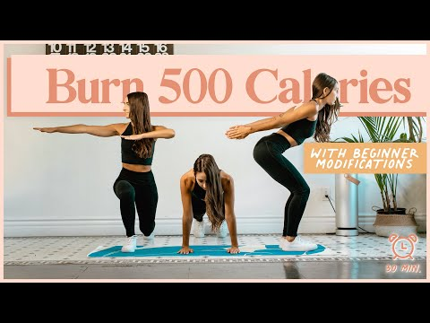 BURN 500 CALORIES with this 30-Minute Cardio Workout!