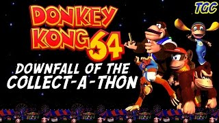 Donkey Kong 64 - Downfall of the Collect-a-Thon | GEEK CRITIQUE