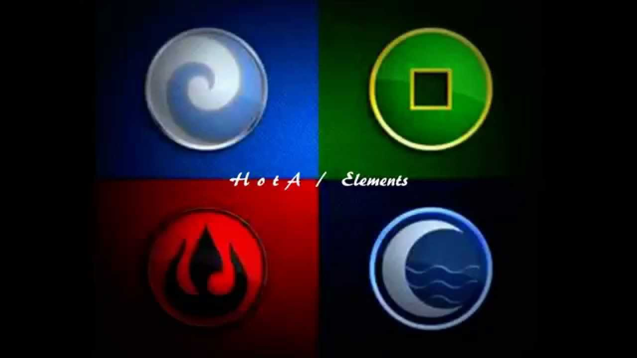Fire Water Air Earth Elements Youtube