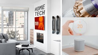 Modern Apartment Tech UPGRADE Tour (2020)