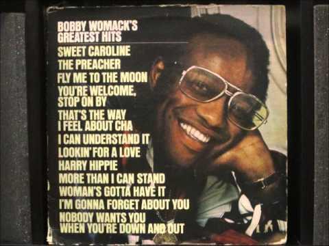 Bobby Womack The Preacher Youtube