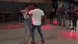 Download Edu Virginia Dancing Bachata Fusion At Bachata Mania