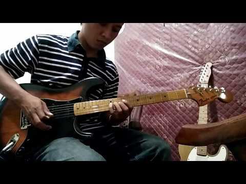 diantara kalian (D'Masiv) guitar solo tutorial