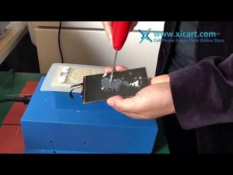 Handheld LOCA UV Glue Remover Tool  #TBK