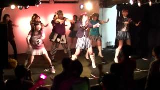 2014/5/25 福岡小倉BLUE GROTTA琅玕洞(ロウカンドウ) パピマシェ(長...