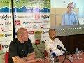 Novinarska konferenca ob predstavitvi novega selektorja risov