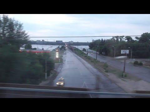 прибытие на станцию Воронеж-1