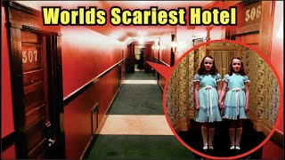Our Unexplained Night at the SCARIEST Hotel in America! | Room 307